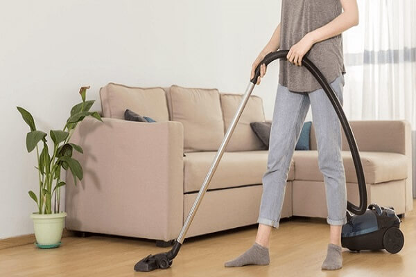 fix electrical problems of a vacuum cleaner