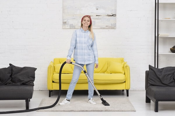 fix the noise of a vacuum cleaner
