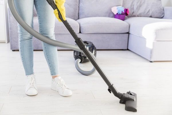 fix suction force problem of a vacuum cleaner